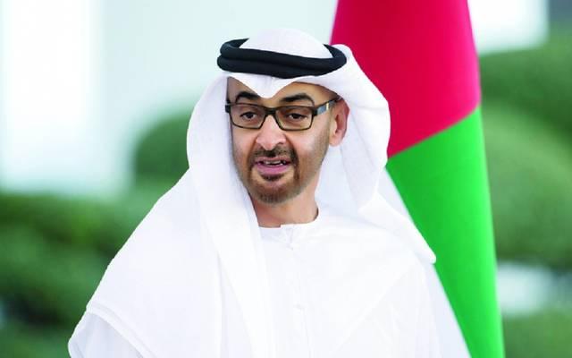 ولي عهد أبوظبي نائب القائد الأعلى للقوات المسلحة الشيخ محمد بن زايد
