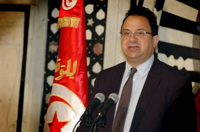 وزير التنمية والاستثمار والتعاون الدولي التونسي زياد العذاري