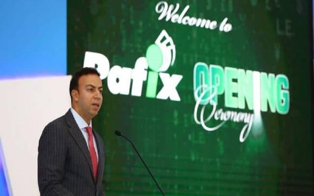 رامي أبوالنجا نائب محافظ البنك المركزي