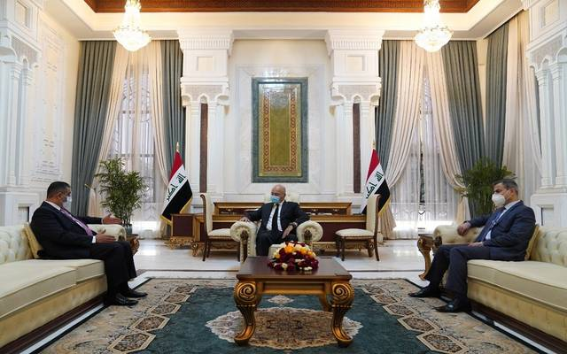 The Iraqi President directs the Governor of the Central Bank to follow a balanced monetary policy
