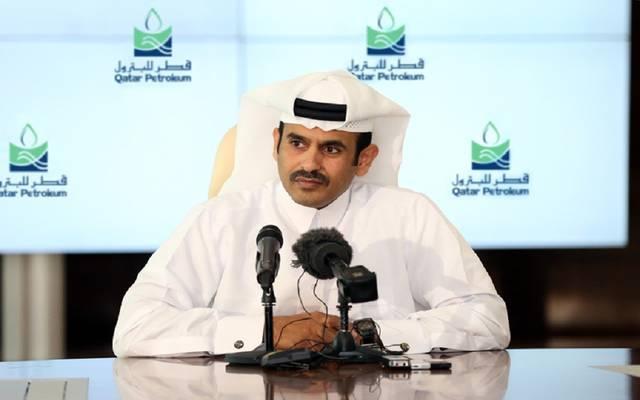 الرئيس التنفيذي لقطر للبترول ووزير الطاقة القطريسعد بن شريدة الكعبي
