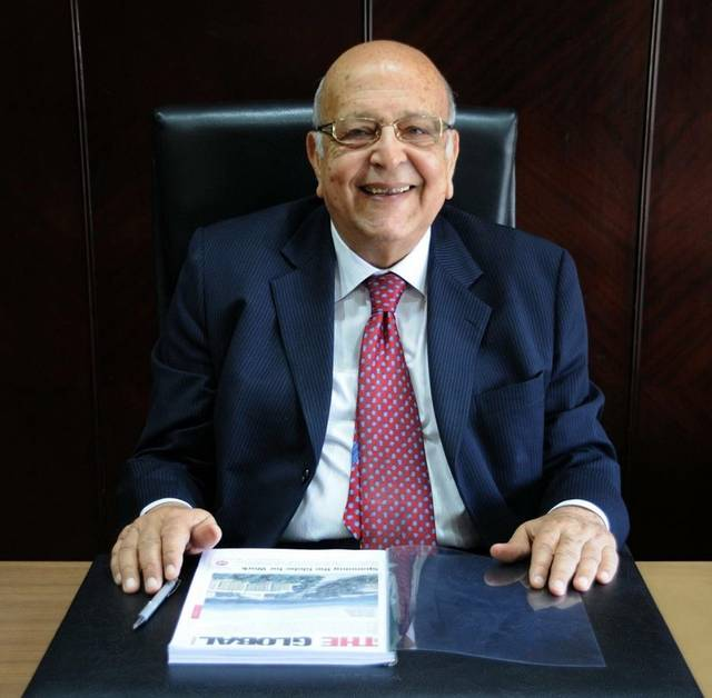 Egyptian Businessman Hussein Sabbour passes away at age of 85