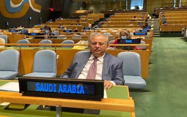 المندوب الدائم للمملكة العربية السعودية لدى الأمم المتحدة، عبد الله بن يحيى المعلمي