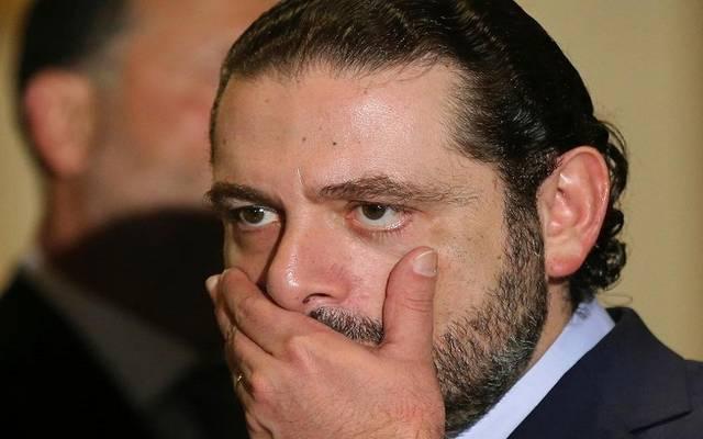 سعد الحريري رئيس الوزراء اللبناني