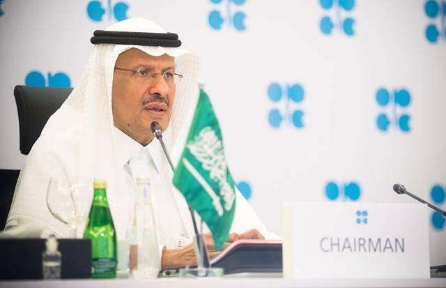 الأمير عبدالعزيز بن سلمان وزير الطاقة السعودي