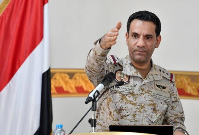 العقيد تركي المالكي المتحدث باسم وزارة الدفاع السعودية- أرشيفية