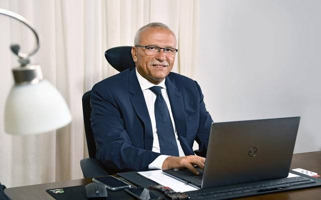 سعيد زعتر الرئيس التنفيذي لشركة ثروة كابيتال القابضة للاستثمارات المالية