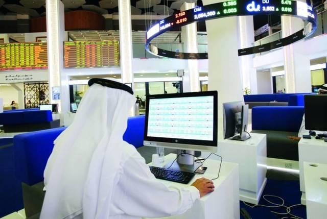 السهم الجديد يخالف أداء قياديات سوق دبي المالي