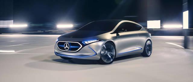 Mercedes Benz Tops Luxury Car Brands In Us Mubasher Info