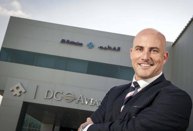 هولجر أوسثيمير المدير التنفيذي شركة الفطيم دي سي للطيران