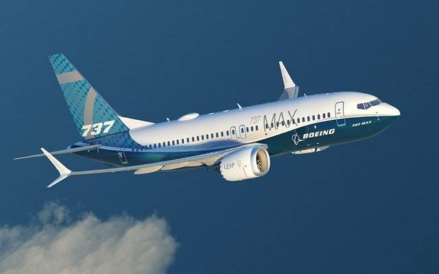 """طائرة بوينج """"737 ماكس"""""""