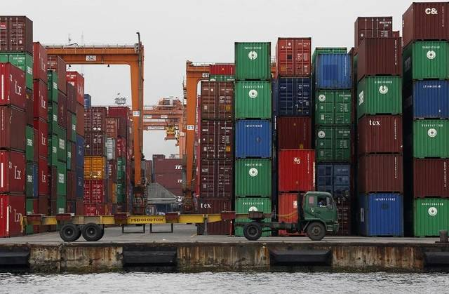 The protocol includes establishing a logistics centre in East Port Said