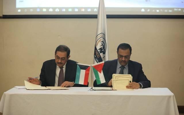 الكويت وفلسطين توقعان مذكرة تفاهم بمجال مكافحة الفساد