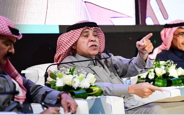 وزير الشؤون البلدية والقروية المكلف بالمملكة العربية السعودية، ماجد القصبي، أرشيفية