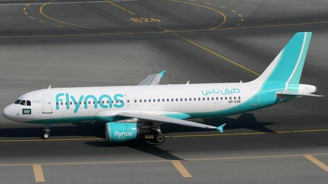 Flynas is a Saudi Arabia-based low-cost airline