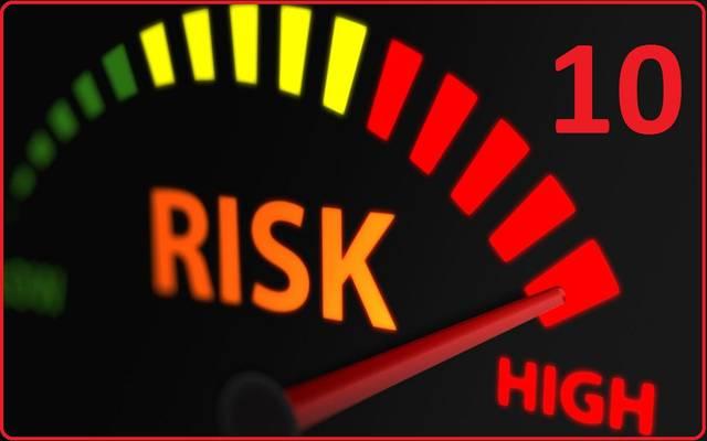 10 مخاطر تهدد الاقتصاد العالمي في العام الحالي