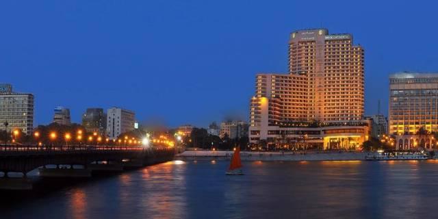 أحد فنادق مدينة القاهرة