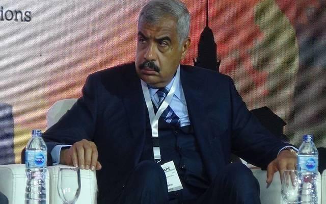 TMG Holding's CEO Hisham Talaat Moustafa