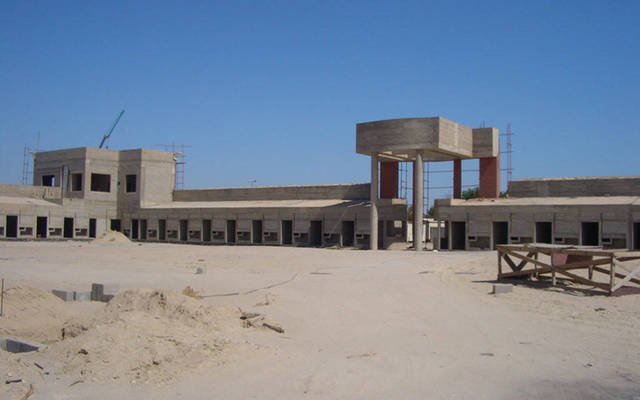 منتجع مراكز، أحد مشروعات الشركة في الكويت