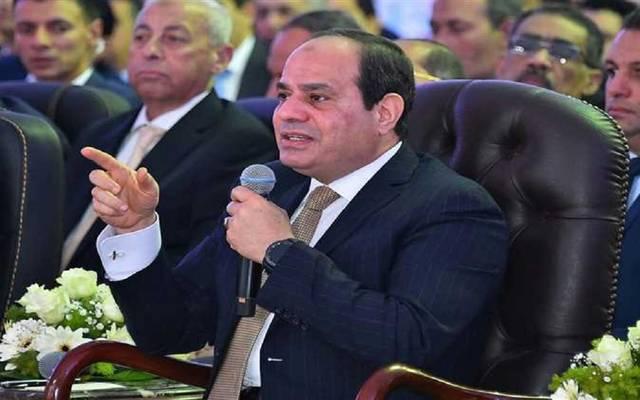 السيسي يفتتح الدورة الثالثة لمعرض النقل الذكي للشرق الأوسط وأفريقيا