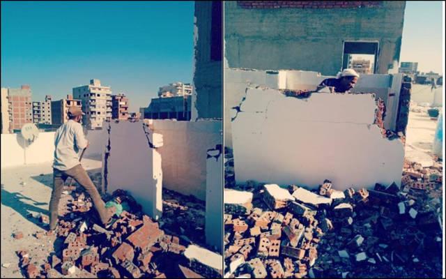 جانب من تفاعل المبادرة مع شكاوى المواطنين - مصر