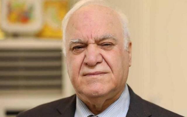 مظهر محمد صالح المستشار المالي لرئيس الحكومة العراقية