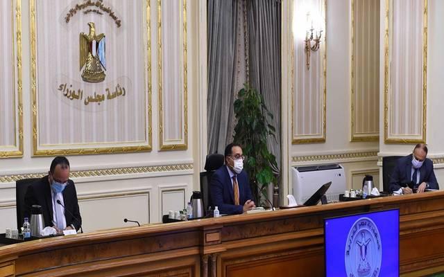 خلال اجتماع سابق لمجلس الوزراء المصري - أرشيفية