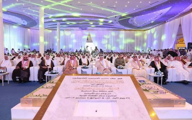 In pictures … Saudi Arabia unveils building Al Qunfudhah Airport