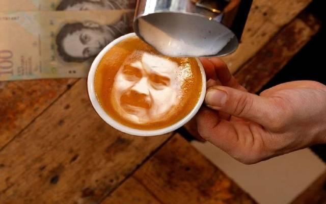 تكلفة فنجان القهوة بفنزويلا تقفز 285 ألفاً بالمئة في عام