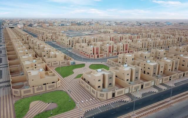 وحدات سكنية تابعة لبرنامج سكني