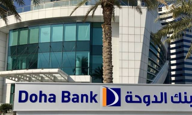 The drop of Doha Bank's long-term deposit ratings reflects the drop of the bank's BCA by 1 notch