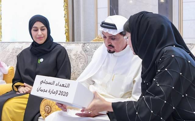 عجمان تُطلق مشروع التعداد السجلي 2020