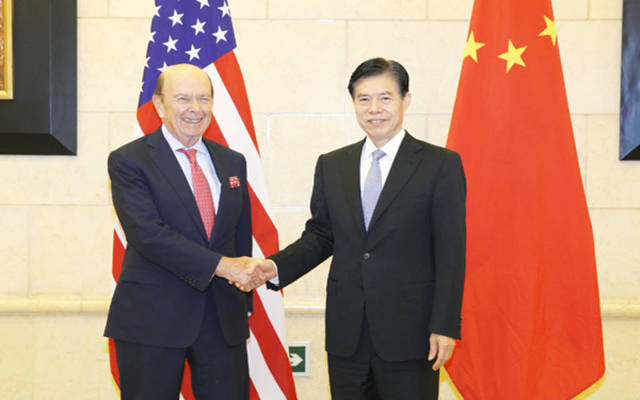 China, US ink $250bn commercial deals