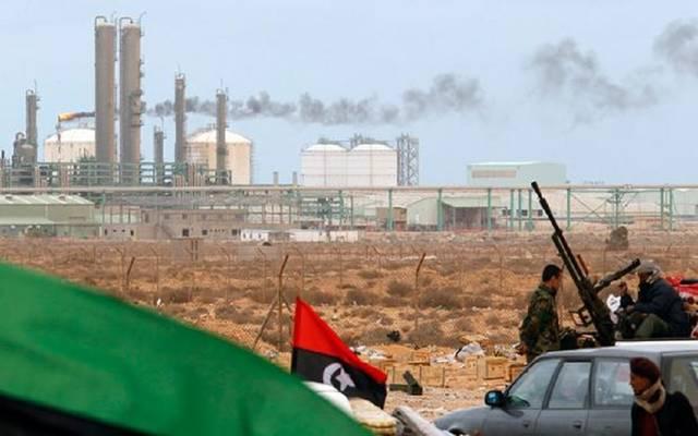 منشأة نفطية في ليبيا ـ أرشيفية