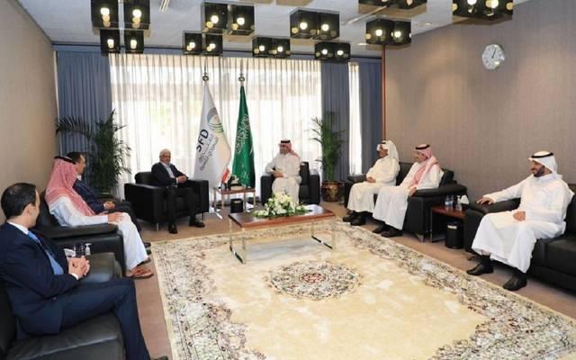 الرئيس التنفيذي للصندوق السعودي للتنمية ورئيس مجلس إدارة المصرف الأهلي العراقي