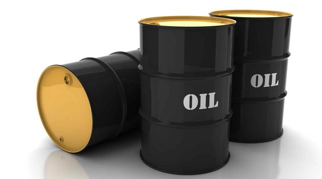 Oil levels up at Tuesday's close