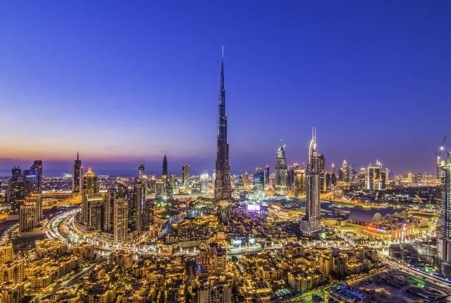 دبي - أرشيفية
