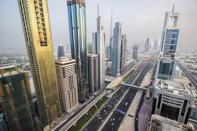ناطحات سحاب في دبي