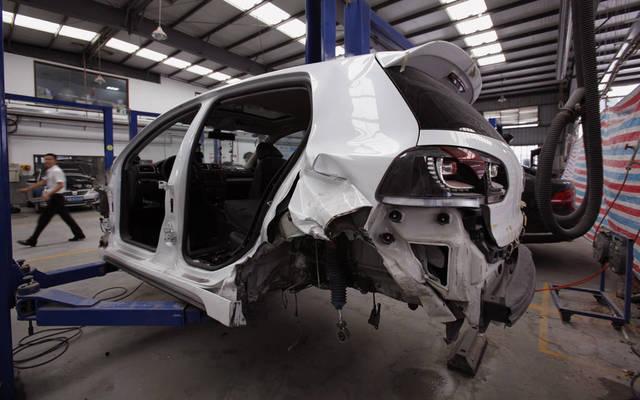 التأمين ضد حوادث الطرق أحد أنشطة الشركة