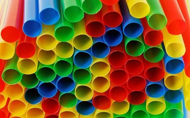 منتجات من البلاستيك