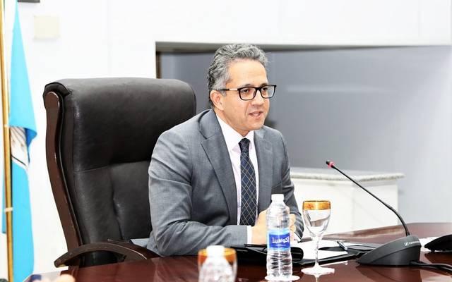 وزير السياحة والآثار الدكتور خالد العناني - أرشيفية