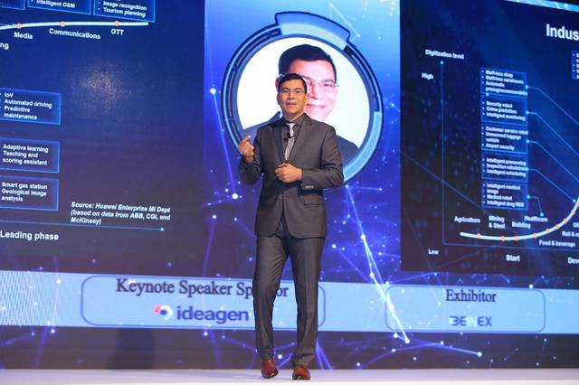 Alaa El-Shimy, Managing Director and VP Enterprise Group, Middle East and Pakistan, Huawei