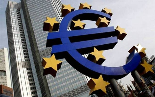 Eurozone inflation turns negative for first time in four years