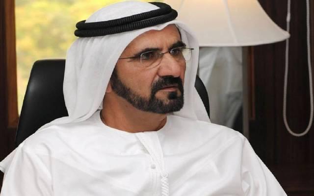 الشيخ محمد بن راشد آل مكتوم نائب رئيس الإمارات
