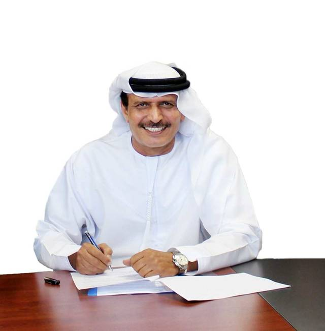 managing director and CEO of Gulf Navigation Khamis Juma Buamim