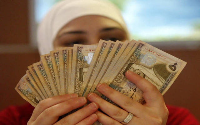 عملات فئة الـ50 ديناراً أردنياً