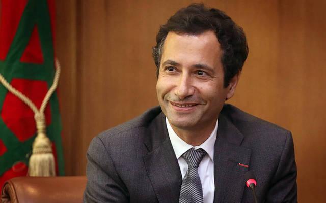 محمد بن شعبون وزير الاقتصاد والمالية المغربي