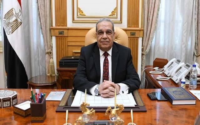 محمد أحمد مرسى وزير الدولة للإنتاج الحربى