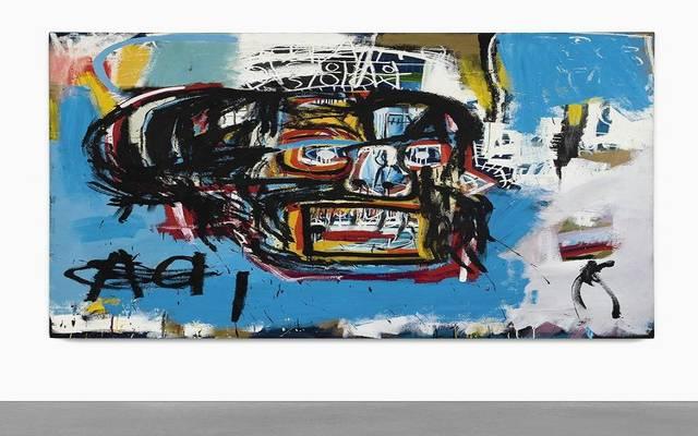 بيع لوحة فنية مقابل 110 ملايين دولار في مزاد