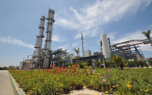 مصنع تابع لشركة الدولية للأسمدة